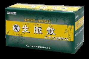生脈散エキス細粒G 小太郎漢方製薬株式会社